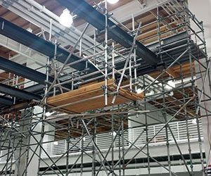 Licence To Erect, Alter And Dismantle Scaffolding – Intermediate