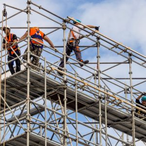 Licence To Erect, Alter And Dismantle Scaffolding – Basic