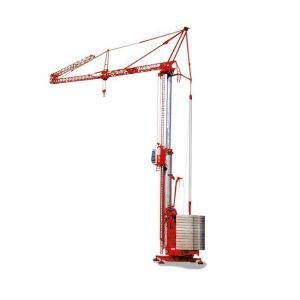 Licence To Operate A Self-Erecting Tower Crane