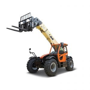 Conduct Telescopic Materials Handler Operations