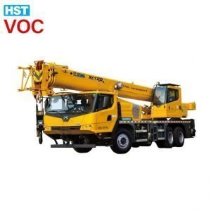 VOC – Licence To Operate A Slewing Mobile Crane (Up To 20 Tonnes)