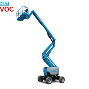 VOC – Licence To Operate A Boom-Type Elevating Work Platform (Boom Length 11 Metres Or More)