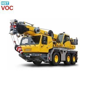 VOC – Licence To Operate A Slewing Mobile Crane (Up To 60 Tonnes)