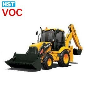 VOC – Conduct Backhoe/Loader Operations