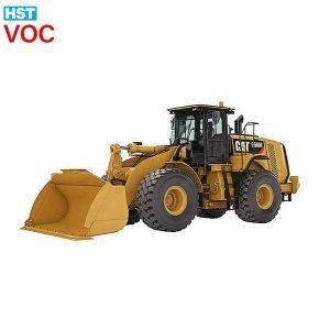 VOC – Conduct Civil Construction Front End Loader Operations