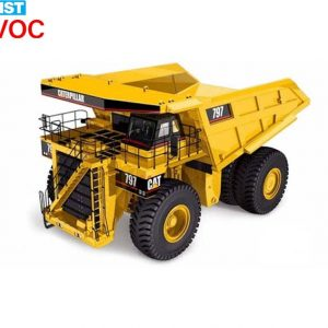 VOC – Conduct Civil Construction Rigid Haul Truck Operations