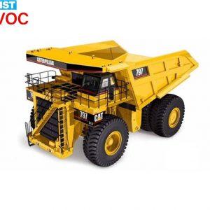 VOC – Conduct Civil Construction Rigid Haul Truck Operations