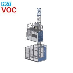 VOC – Licence To Operate A Personnel And Materials Hoist