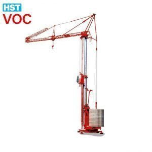 VOC – Licence To Operate A Self-Erecting Tower Crane