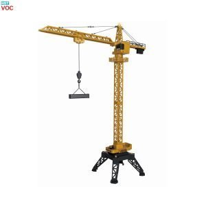 VOC – Licence To Operate Tower Crane